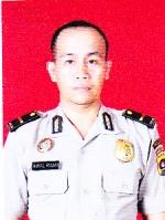 Ipda AWAL RAMA, SE (Kasiwas Res. Padang Panjang)
